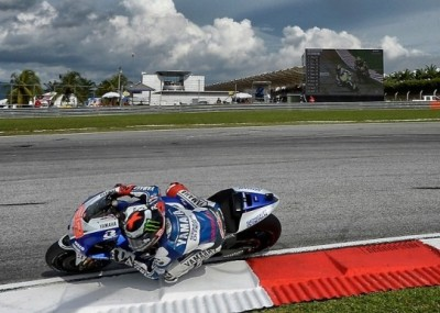 MotoGP na torze Sepang - zdjęcia z wyścigu