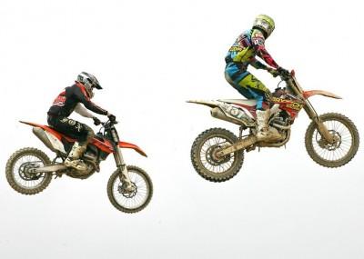 Motocross w Dębskiej Woli w obiektywie