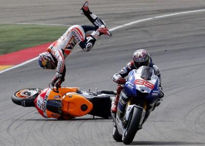 Motocyklowe Grand Prix Aragonii na zdjęciach