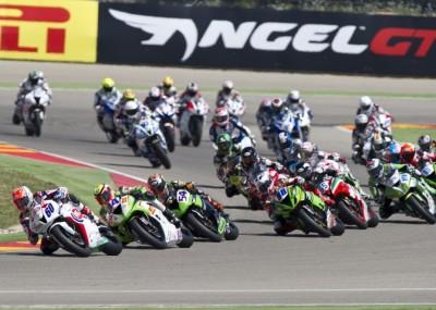 Motorland Aragon gości klasę Supersport - zdjęcia z wyścigu