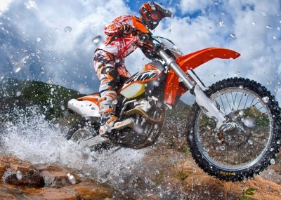 Offroadowe motonowości KTM - fotogaleria
