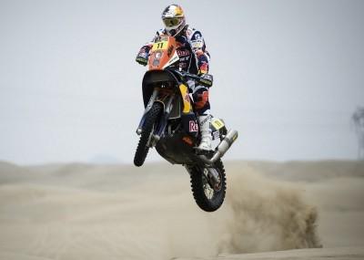 Rajda Dakar 2013 w obiektywie