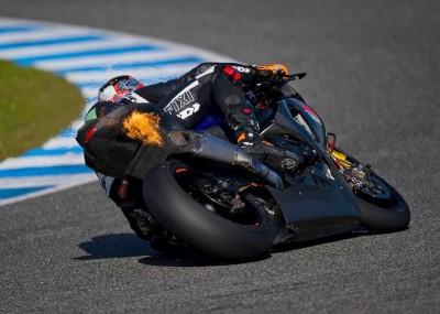 Styczniowe testy WSBK na Jerez - fotogaleria