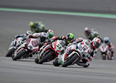 Wyścigowy weekend World Superbike na Nurburgring w obiektywie