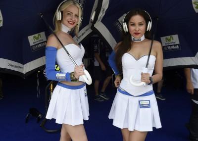 Dziewczyny z Grand Prix Malezji - fotogaleria