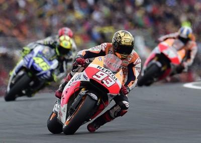 Finał MotoGP w obiektywie - mega galeria