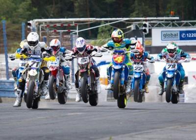 Mistrzostwa Świata i Europy w Supermoto - GP Czech w obiektywie!