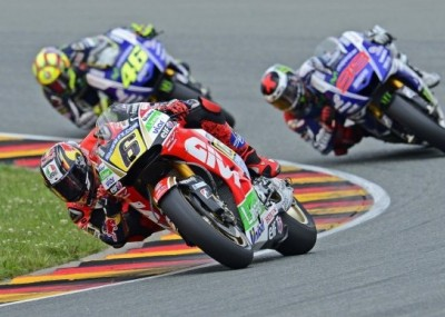 MotoGP na Sachsenring okiem fotografa!