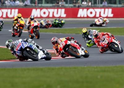 MotoGP na Silverstone okiem fotografa