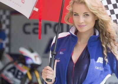 Piękne dziewczyny z MotoGP Brno w obiektywie!