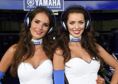 Płeć piękna na Sachsenring!