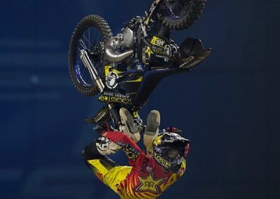 Diverse Night Of The Jumps - Mistrzostwa Świata FMX w obiektywie