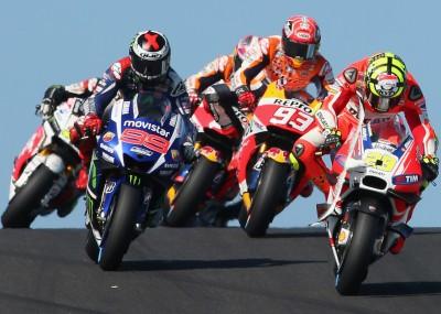 MotoGP Phillip Island - zdjęcia z najlepszego wyścigu w sezonie