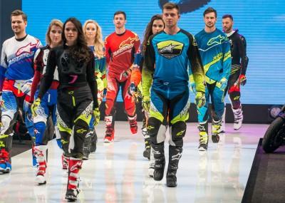 Inter Motors 2.0 - pokaz mody motocyklowej - galeria zdjęć