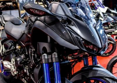 Targi motocyklowe Wrocław Motorcycle Show 2018 w obiektywie