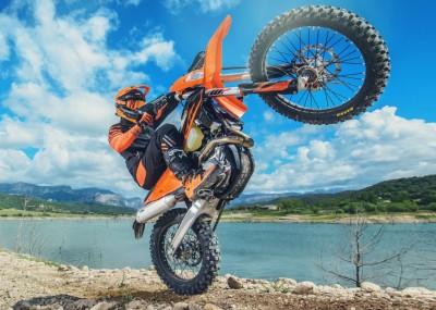 KTM EXC MY 2020 - galeria zdjęć