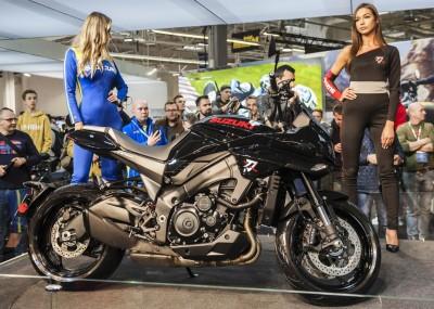 Warsaw Motorcycle Show 2019 [ZDJĘCIA]