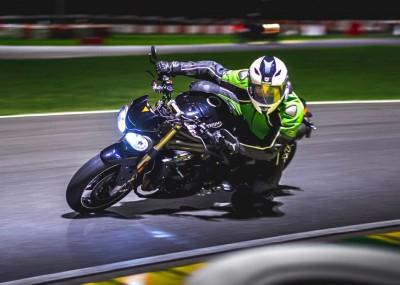 Track night na Torze Modlin. Tak wieczorami trenują motocykliści! [GALERIA]
