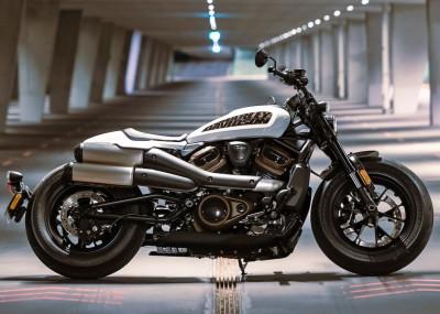 Sportster S 2021 - tak wygląda rewolucja! Nowy Harley-Davidson na zdjęciach