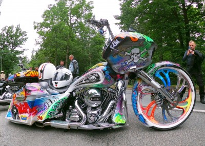 harley bagger polish bike week 2021