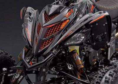 Yamaha Raptor z silnikiem KTM Super Adventure 1290R - galeria zdjęć