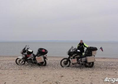Azja na motocyklu - wyprawa do Magadanu