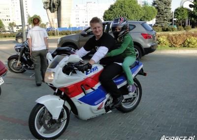 Fundacja Mam Marzenie i rzeszowscy motocykliści dzieciom