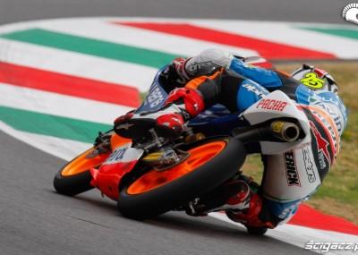 Galeria zdjęć młodych talentów w wyścigu Moto3 Mugello