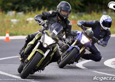Honda Fun&Safety - trening na Torze w Radomiu 2011