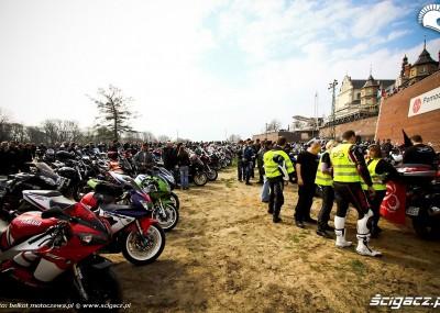 Jasna Góra 2011 - rozpoczęcie sezonu motocyklowego