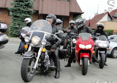 Motocykliści dzieciom - Dzień Dziecka w Rzeszowie 2011