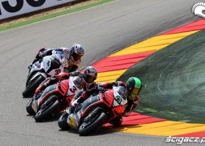 Motorland Aragon gości zawodników Superbike - fotogaleria