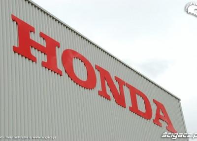 Pniewy - Centrum Logistyczne Honda oficjalnie otwarte
