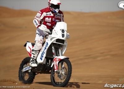 Rajd Abu Dhabi 2011 w obiektywie