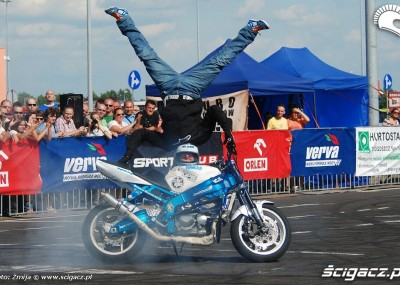 Stunt na światowym poziomie - StuntGP 2011