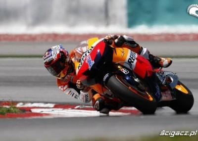 Testy MotoGP na torze Sepang w obiektywie