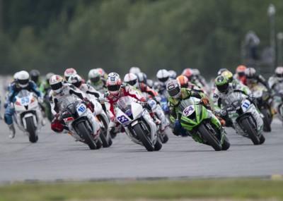 Wyścig WSBK w klasie Supersport - zdjęcia z Brna