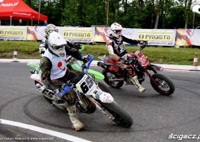 Wyścigi supermoto w Koszalinie 2011
