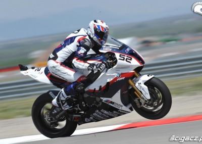 Wyścigi, treningi i boksy - runda World Superbike w Ameryce