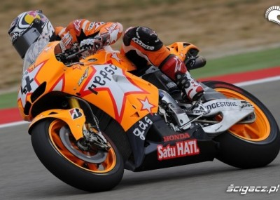 Wyścigowy weekend na Motorland Aragon