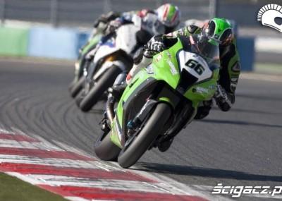 Zdjęcia z World Superbike na torze Magny-Cours