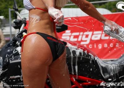 Zlot Ducati - Jarocin 2012