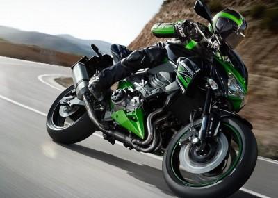 Nowy model Kawasaki na rok 2013 - fotogaleria Z800