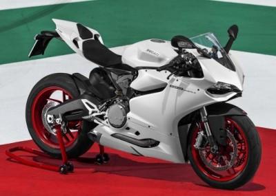 Baby Panigale - nowe Ducati na zdjęciach