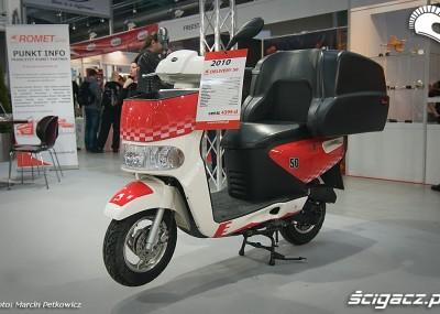 II Ogólnopolska Wystawa Motocykli i Skuterów w obiektywie
