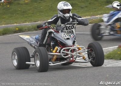 I Runda Pucharu PZM Supermoto Quadów - Gostyń 2008