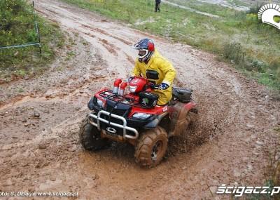 II Runda Przeprawowego Pucharu ATV Polska - Sudety Challenge 2008