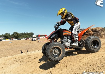 Quad Yamaha YFM 250R - zdjęcia z testu
