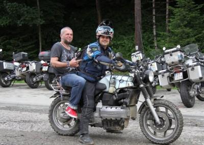 BMW opanowuje Żegiestów - galeria z Międzynarodowego Zlotu Motocykli