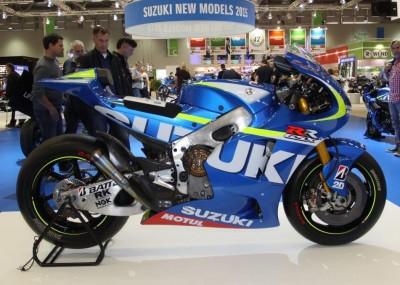 Targi motocyklowe Intemot 2014 - zobacz jak było